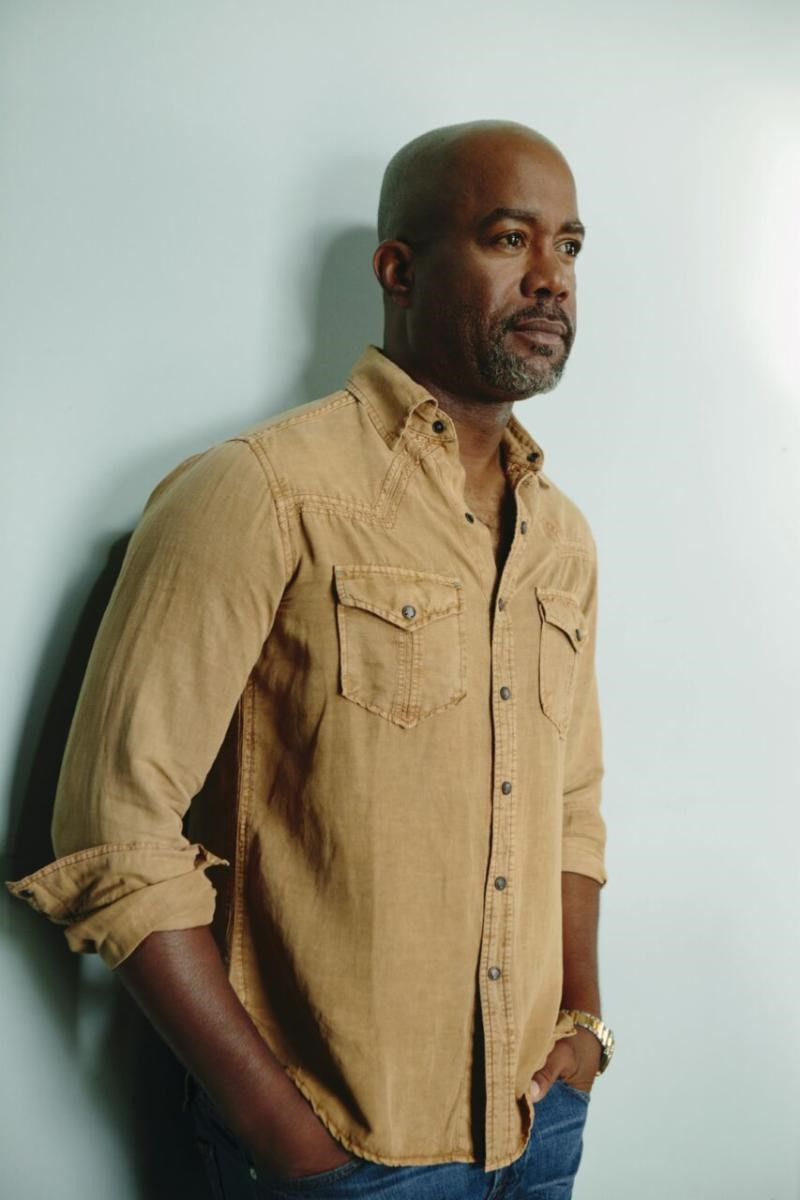 Darius Rucker will open the DOMESTIC Showcase -
