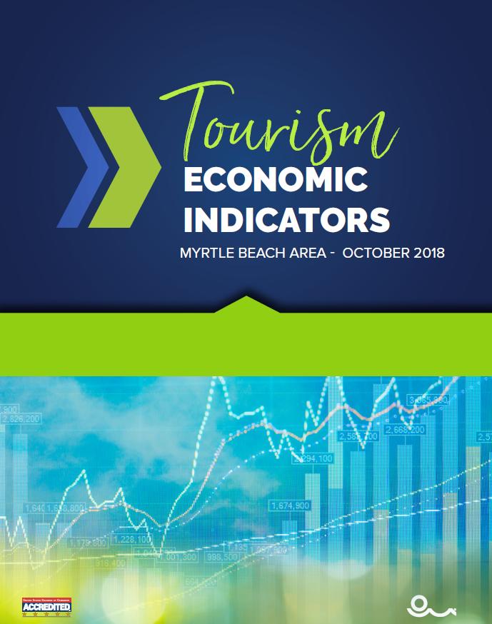 Myrtle Beach Area Tourism Economic Indicators Report - October 2018