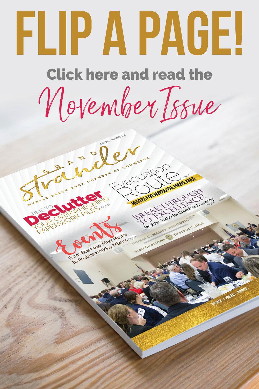 Grand Strander - Novemer 2018