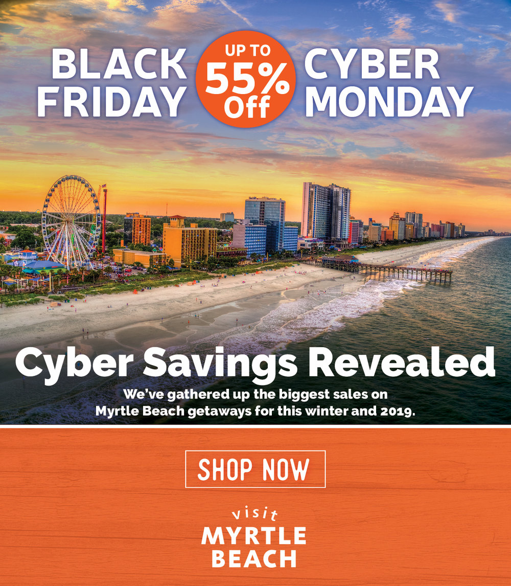 Myrtle Beach Area of South Carolina Offers Exclusive Deals for Black ...