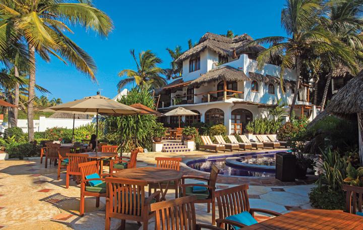 Casa de Mita, Riviera Nayarit