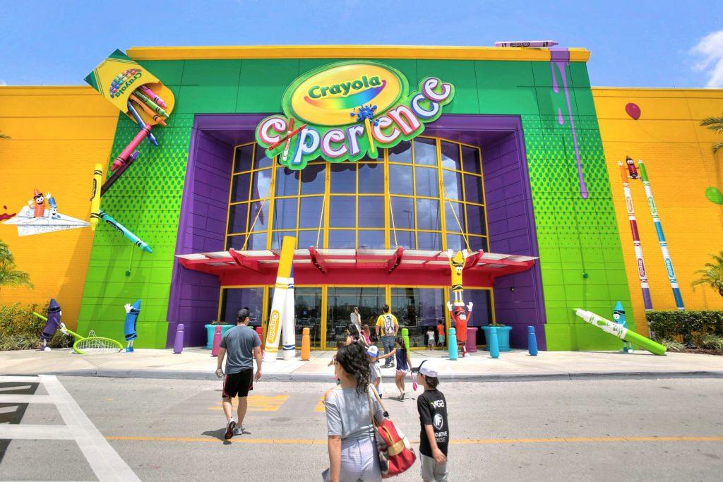 The Florida Mall inaugura The Play Park