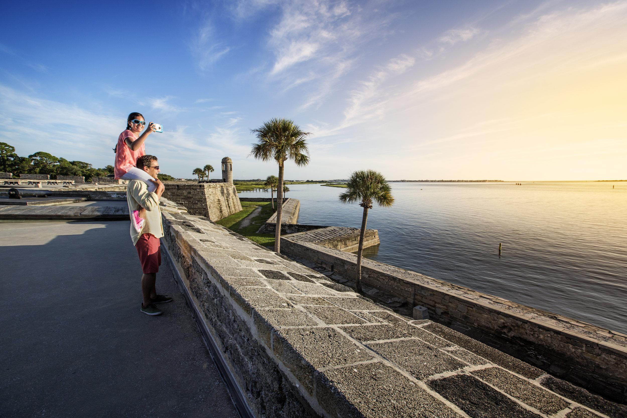 San Agustín: mucho más que conocer de Florida — La Pareja Viajera