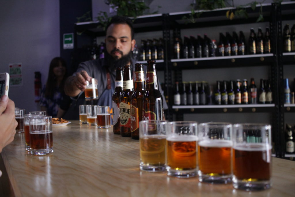 Cerveceros de México presentó Bodega
