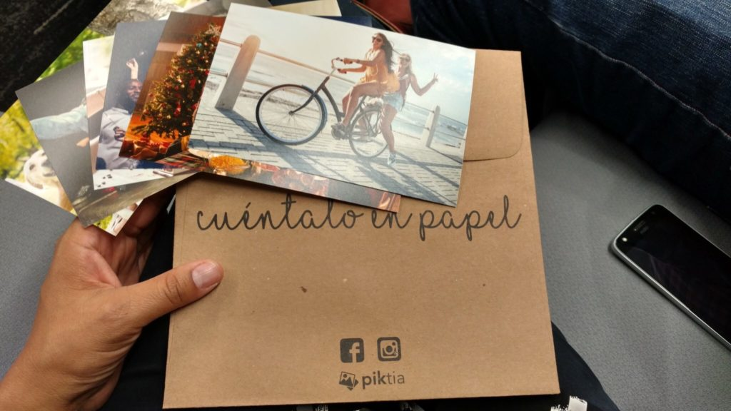 Piktia: Una nueva manera de contar tus historias en papel