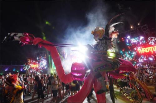 EDC 2017 llega para gobernar Las Vegas con los mejores beats