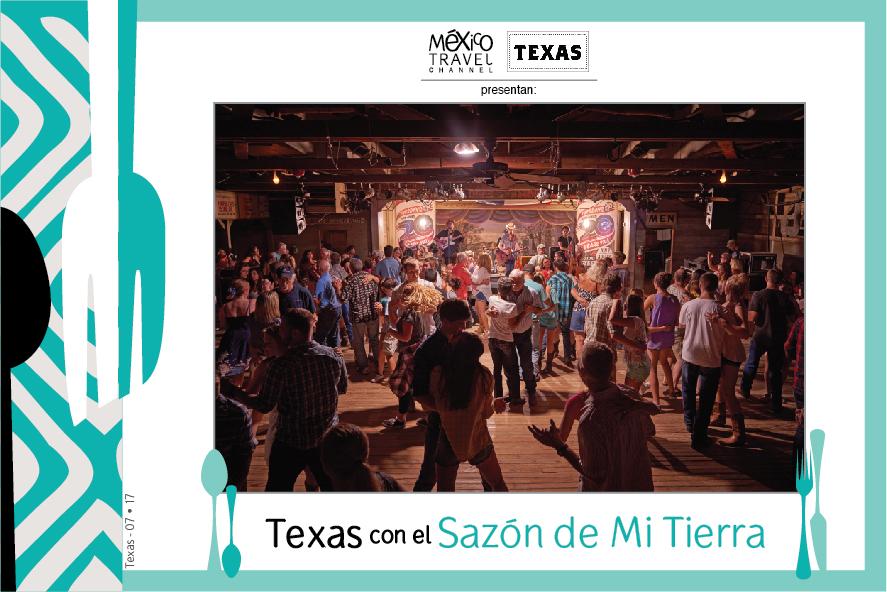 """Conoce """"Texas con el Sazón de mi Tierra"""", muestra gastronómica"""