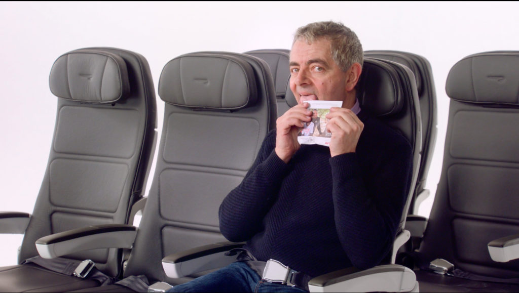 Nuevo video de British Airways. Lleno de estrellas.