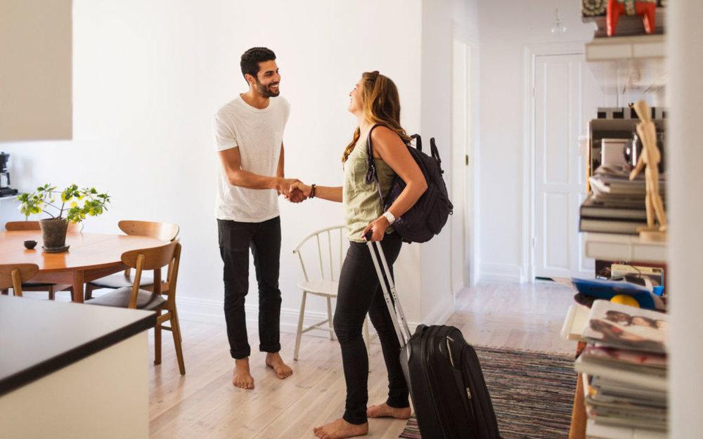¿Qué es airbnb? ¿Cuál es la ventaja de airbnb?