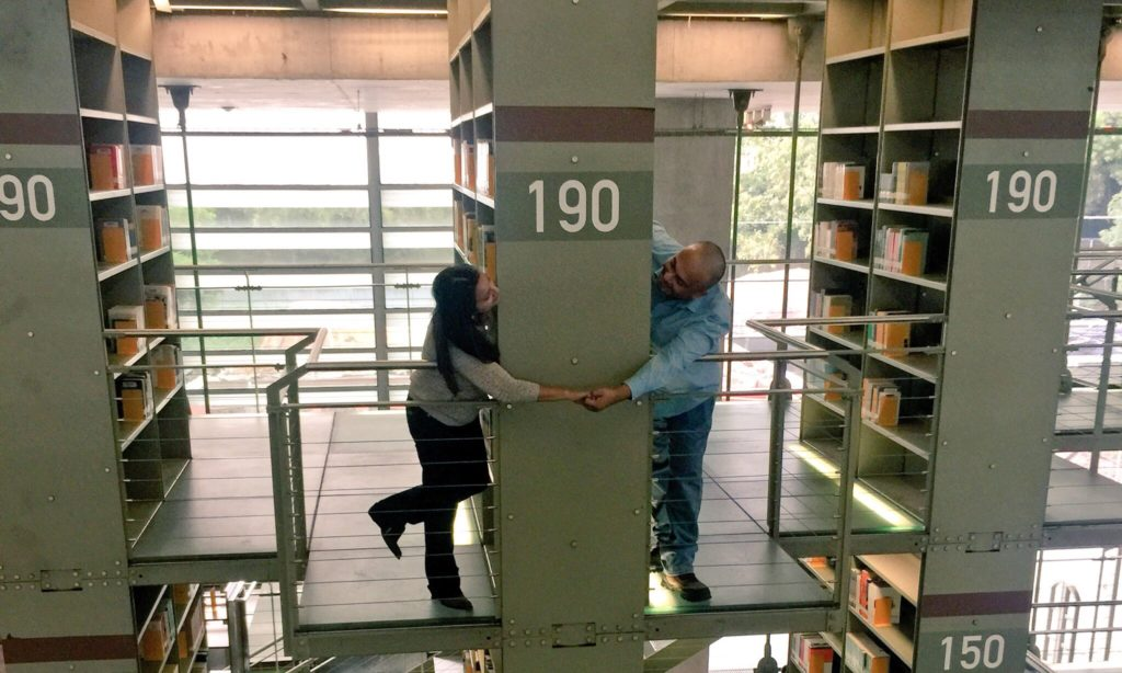 Biblioteca Vasconcelos. 5 razones para visitarla.