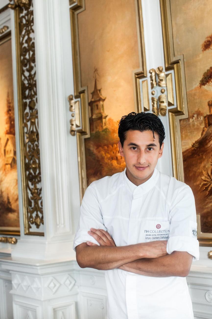 Arturo Dalhuisen chef The White Room.jpg