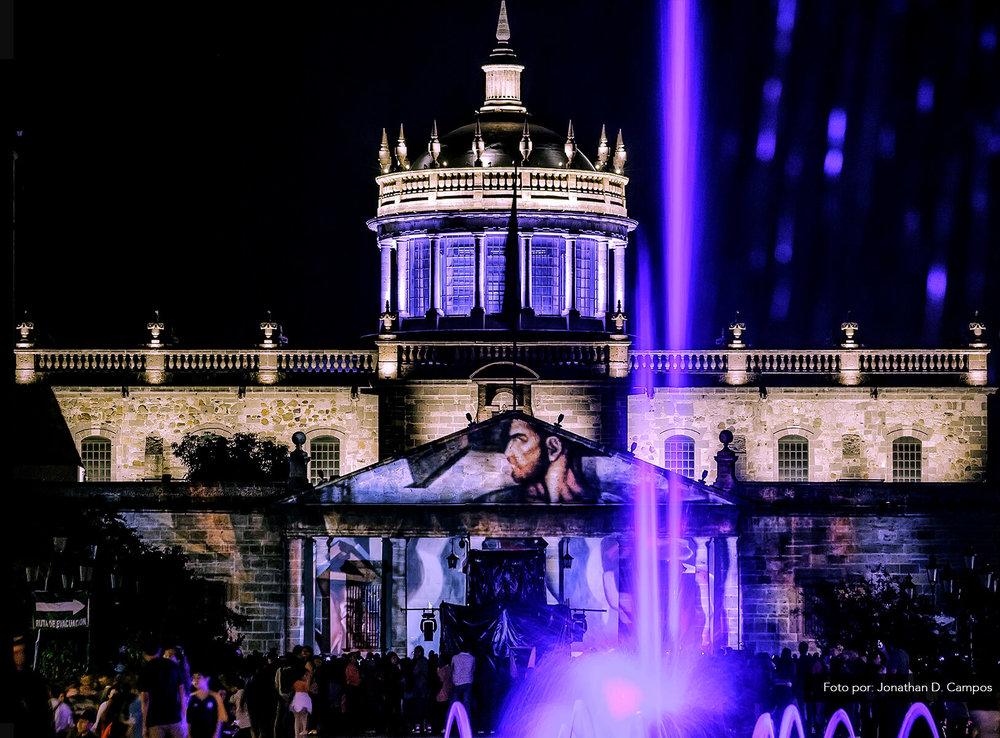 GDLUZ: Festival de la Luz de Guadalajara