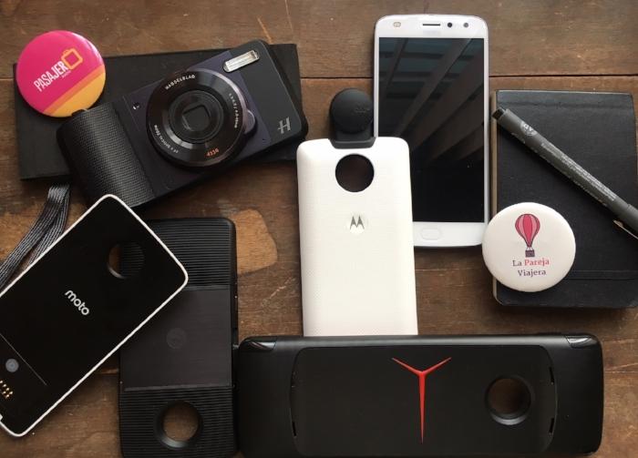 El Moto Z 2 es nuestro teléfono celular favorito para viajar