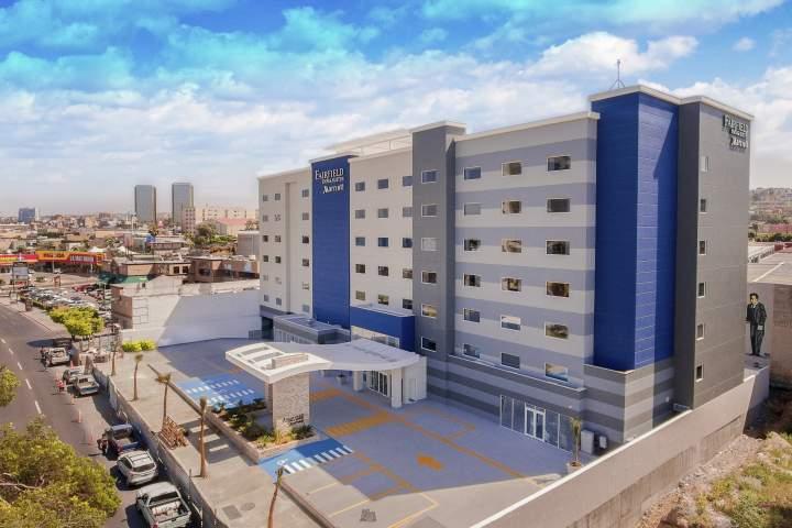 Nuevo y conveniente hotel en Tijuana