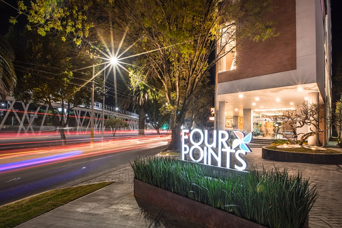 Four Points by Sheraton, Boulevard Hermanos Serdán No. 102, Puebla. Puebla