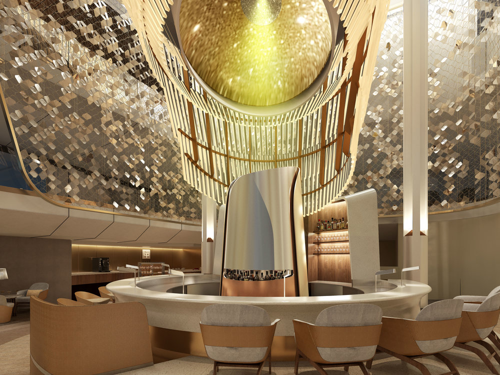 Martini Bar en The Grand Plaza