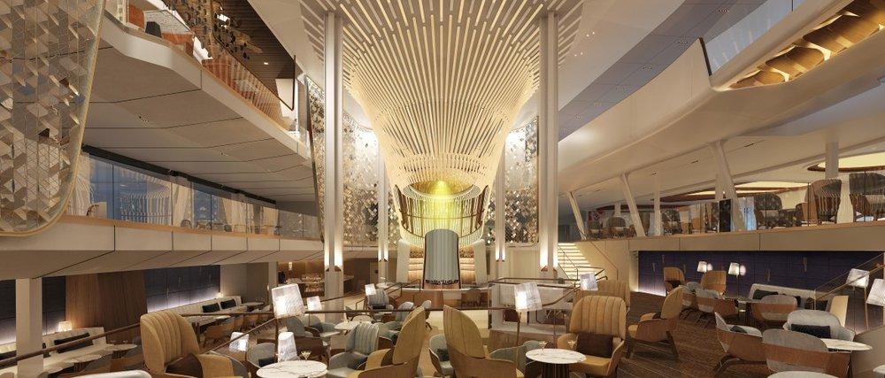 The Grand Plaza abarca 3 cubiertas