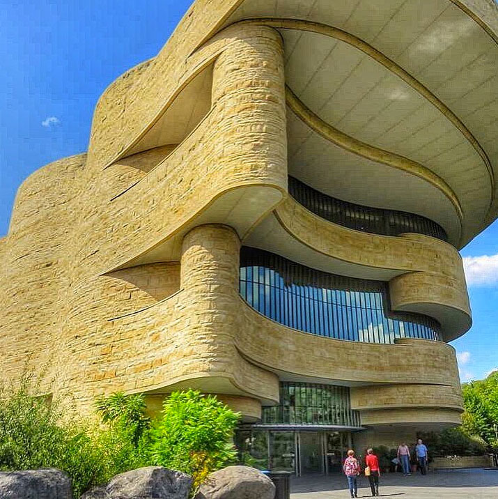 National Museum of the American Indian. Washington, D.C.