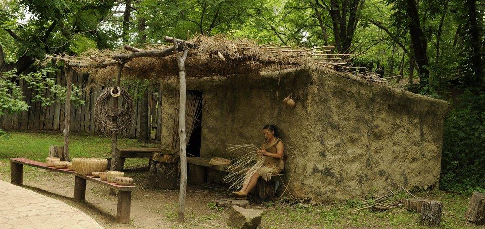 Cherokee Heritage Center. Tahlequah, Oklahoma
