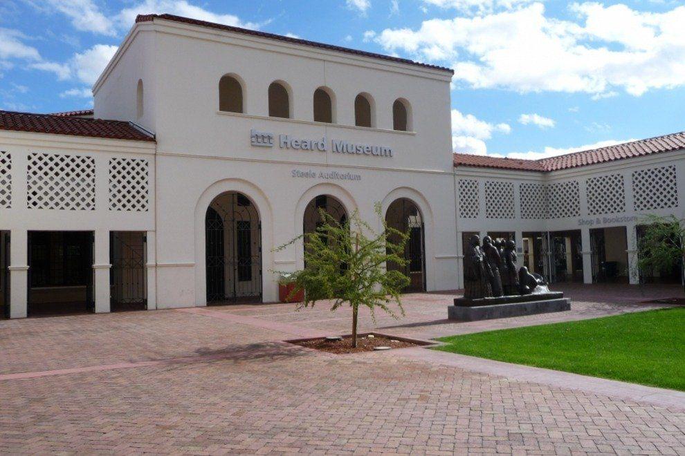 Heard Museum. Phoenix, Arizona