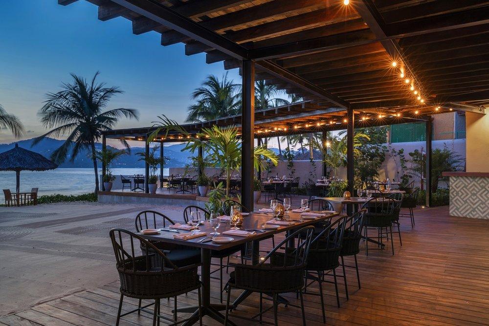 Restaurante CENIZA de Miguel Baltazar