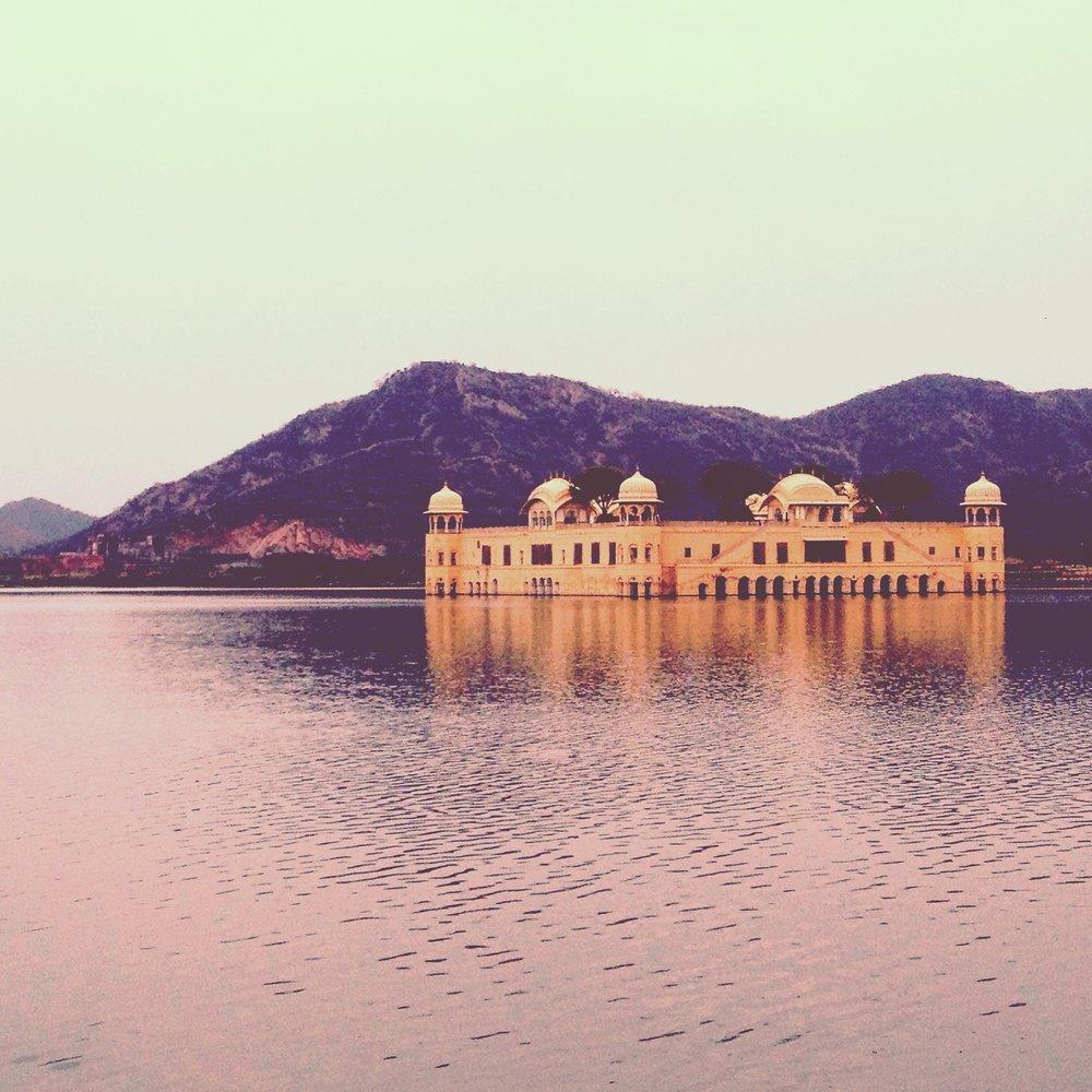 Jal Mahal, Lake Palace Jaipur