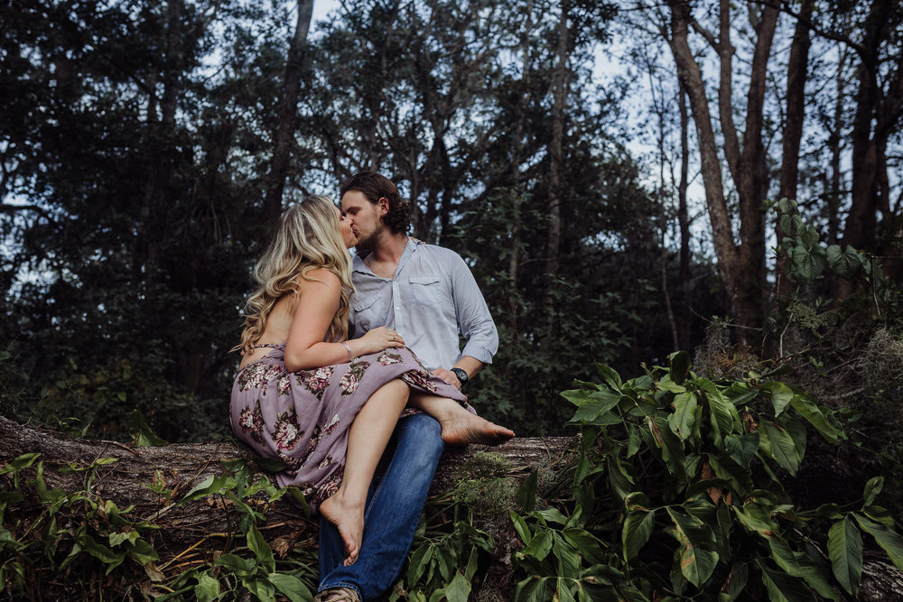 Central Florida Engagement photographer for Orlando, Daytona Beach, and Deland