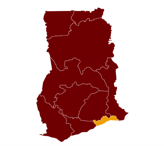 Greater Accra, Ghana