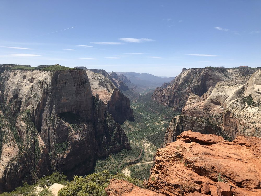 ZION CANYON & SOUTHERN UTAH - APRIL 24-28, 2019