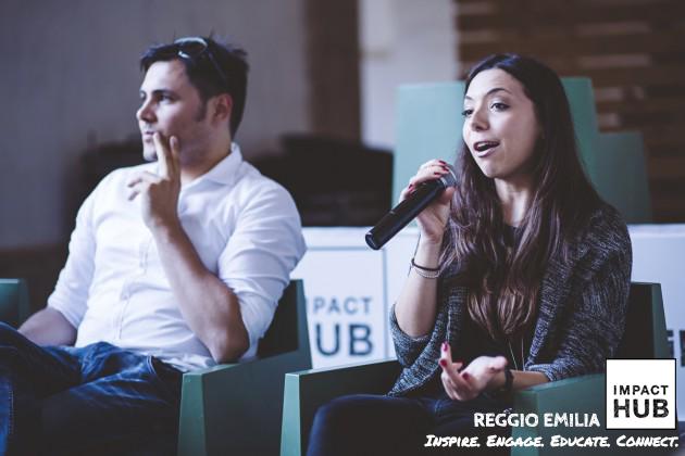 FOOD IMMERSION, impact hub - Reggio Emilia, October 2016