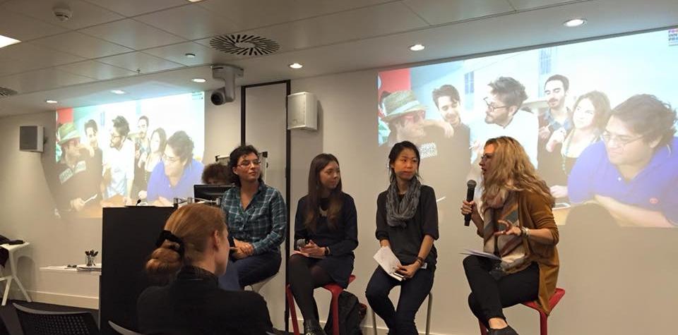 food innovation talk @ google - London, October 2015