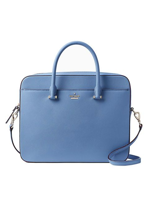 Kate Spade Laptop Bag   I think this shade of blue is lovely and everything Kate Spade is laced with excellence. I'm keeping my eye on this one.