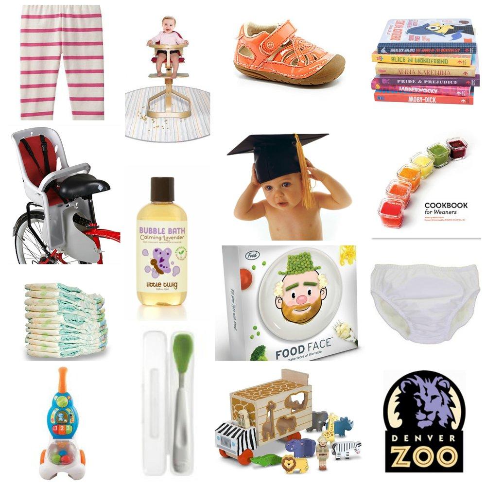 First Birthday Gift Ideas  sc 1 st  Haleeb u0026 Honey & Creative Gift Ideas for a One Year Old: From a Mama u2014 Haleeb u0026 Honey