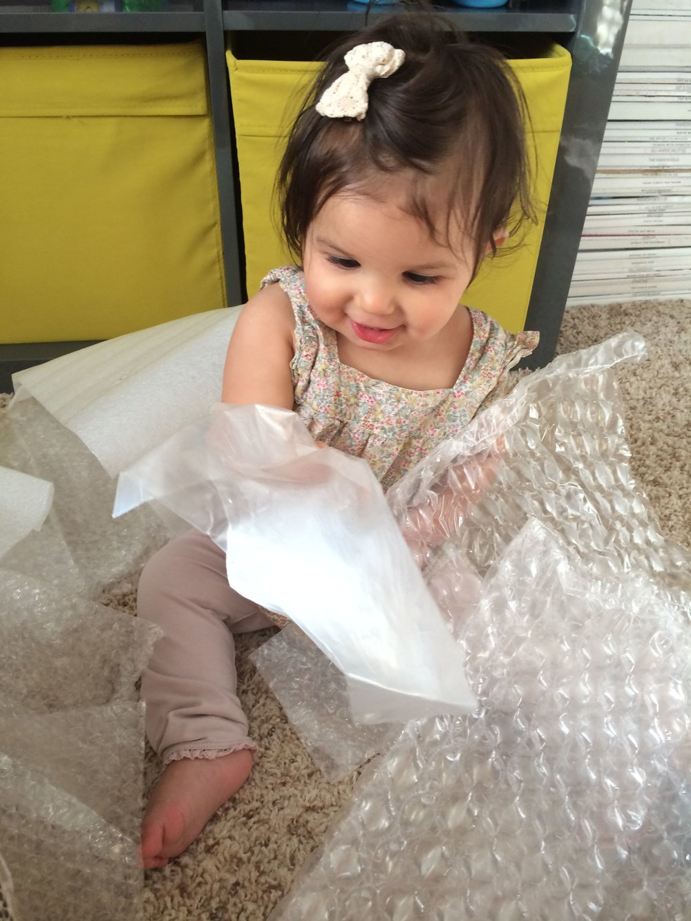 Creative Gift Ideas For A One Year Old From A Mama Haleeb Honey