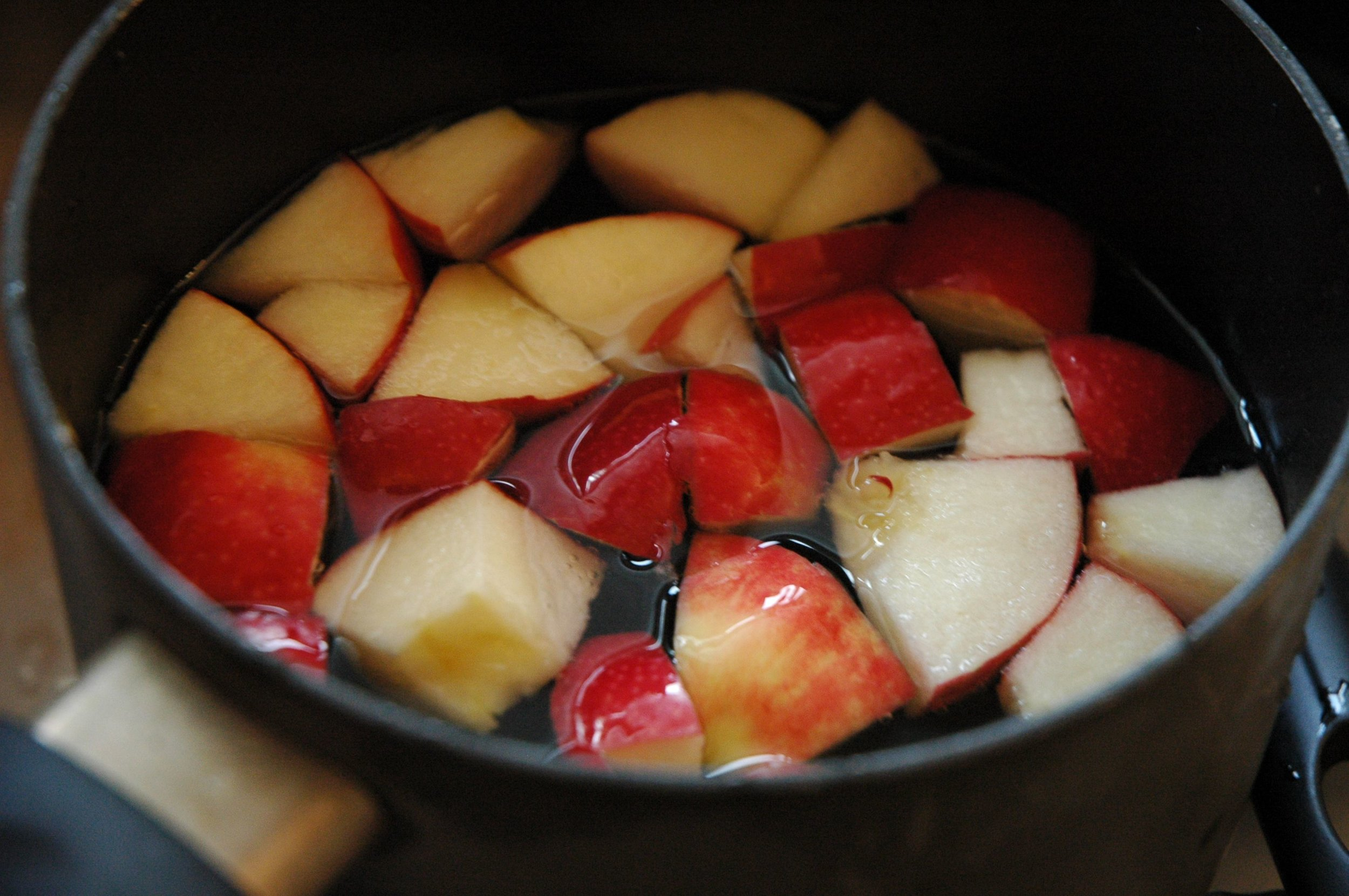 apples cook