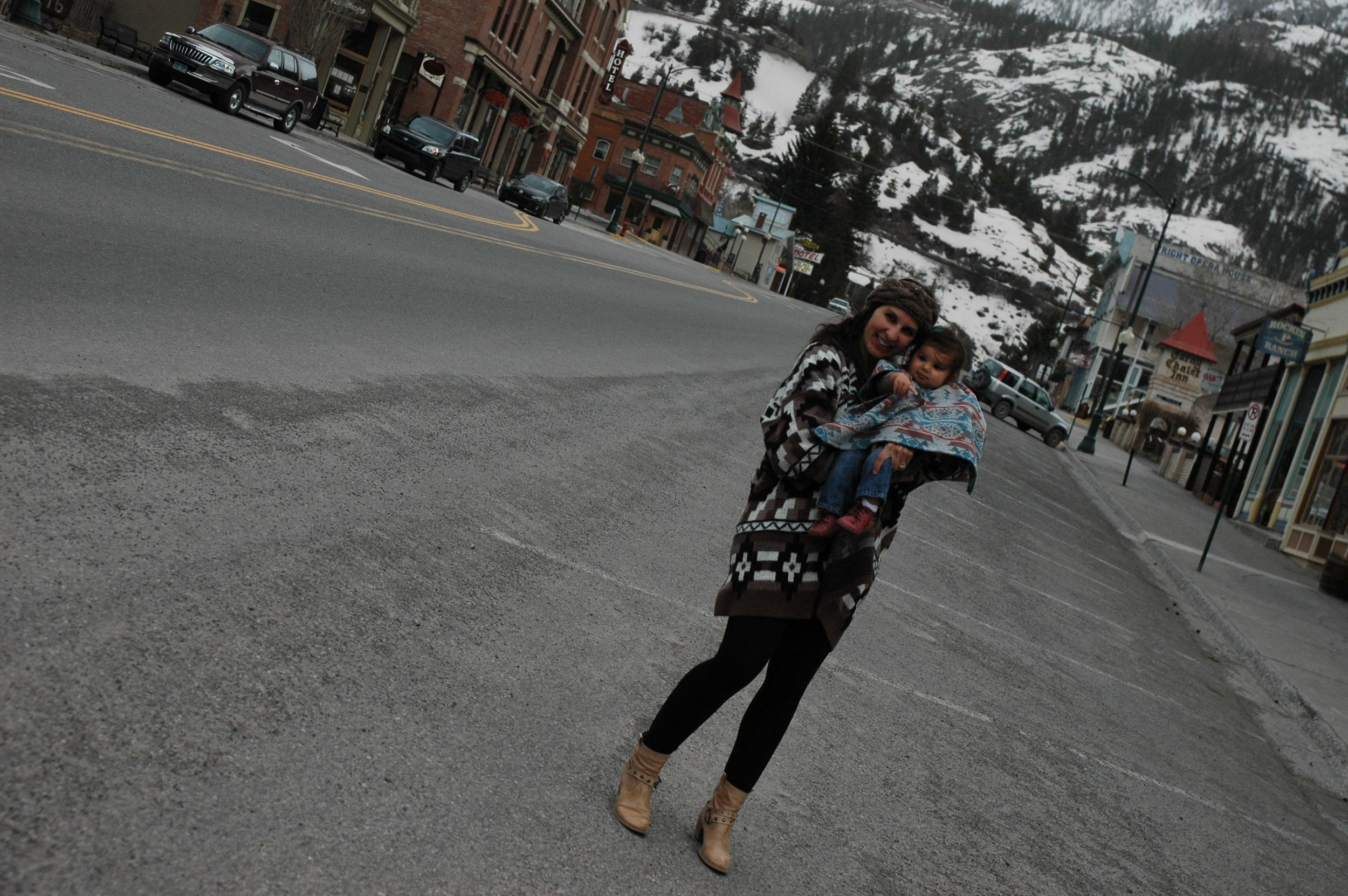 bump style ouray