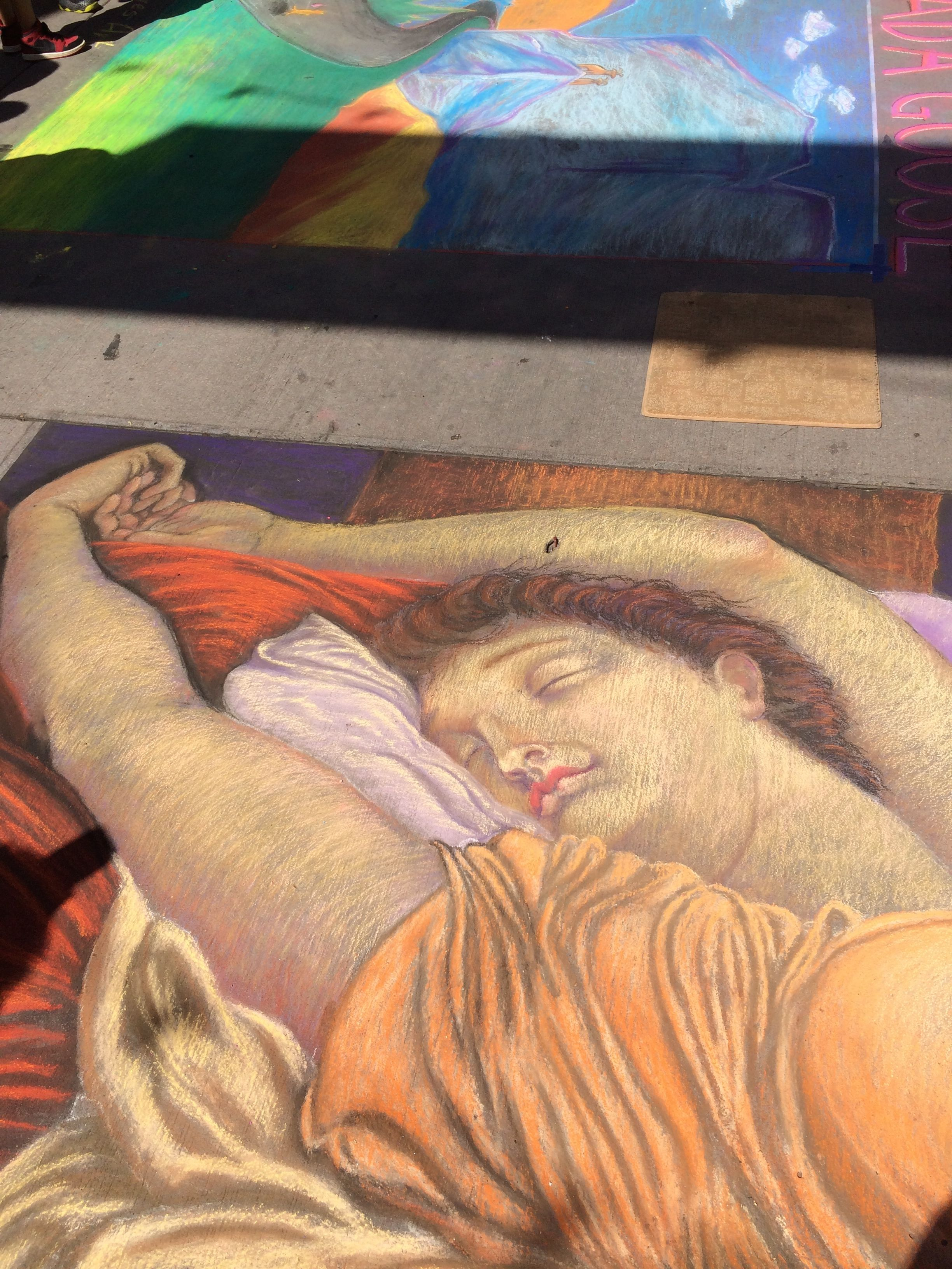 chalk angel