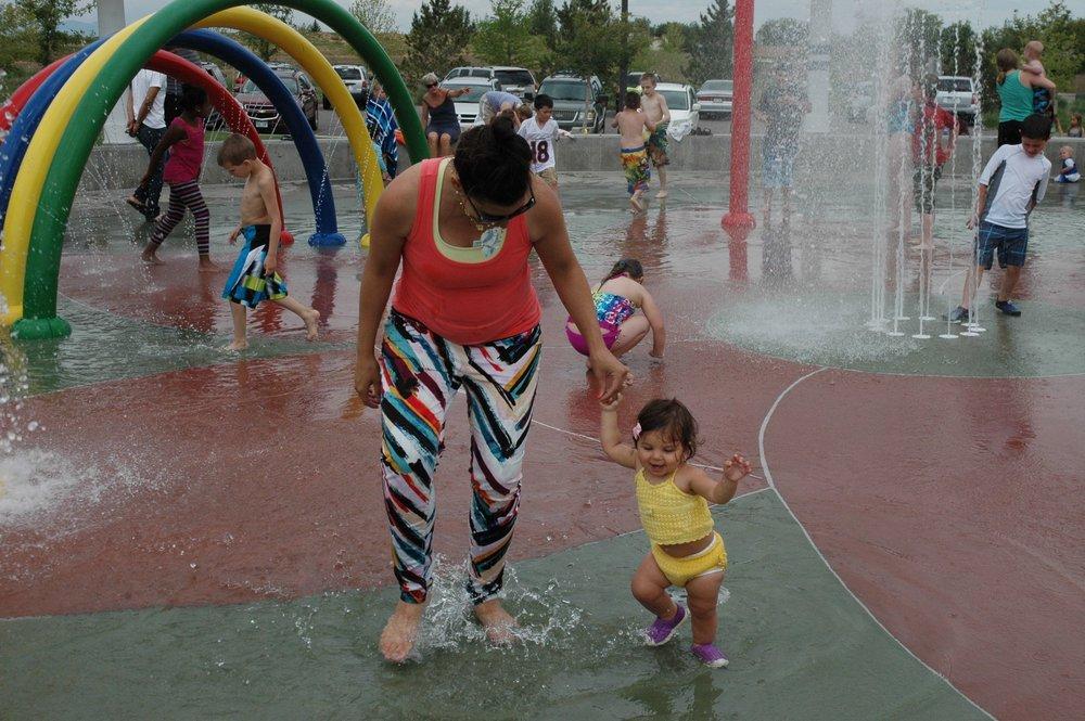 splash momma puddle