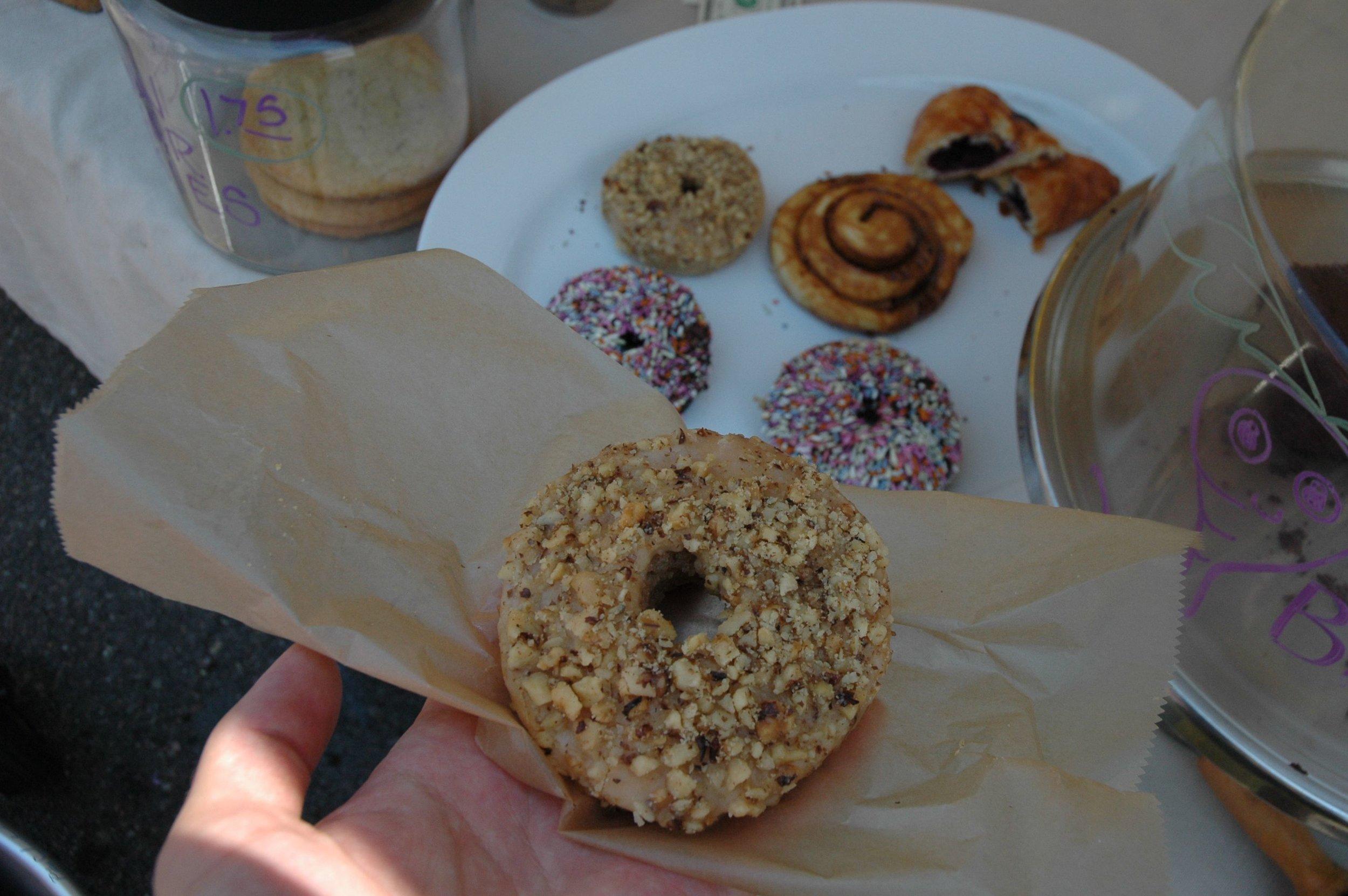 farm donut