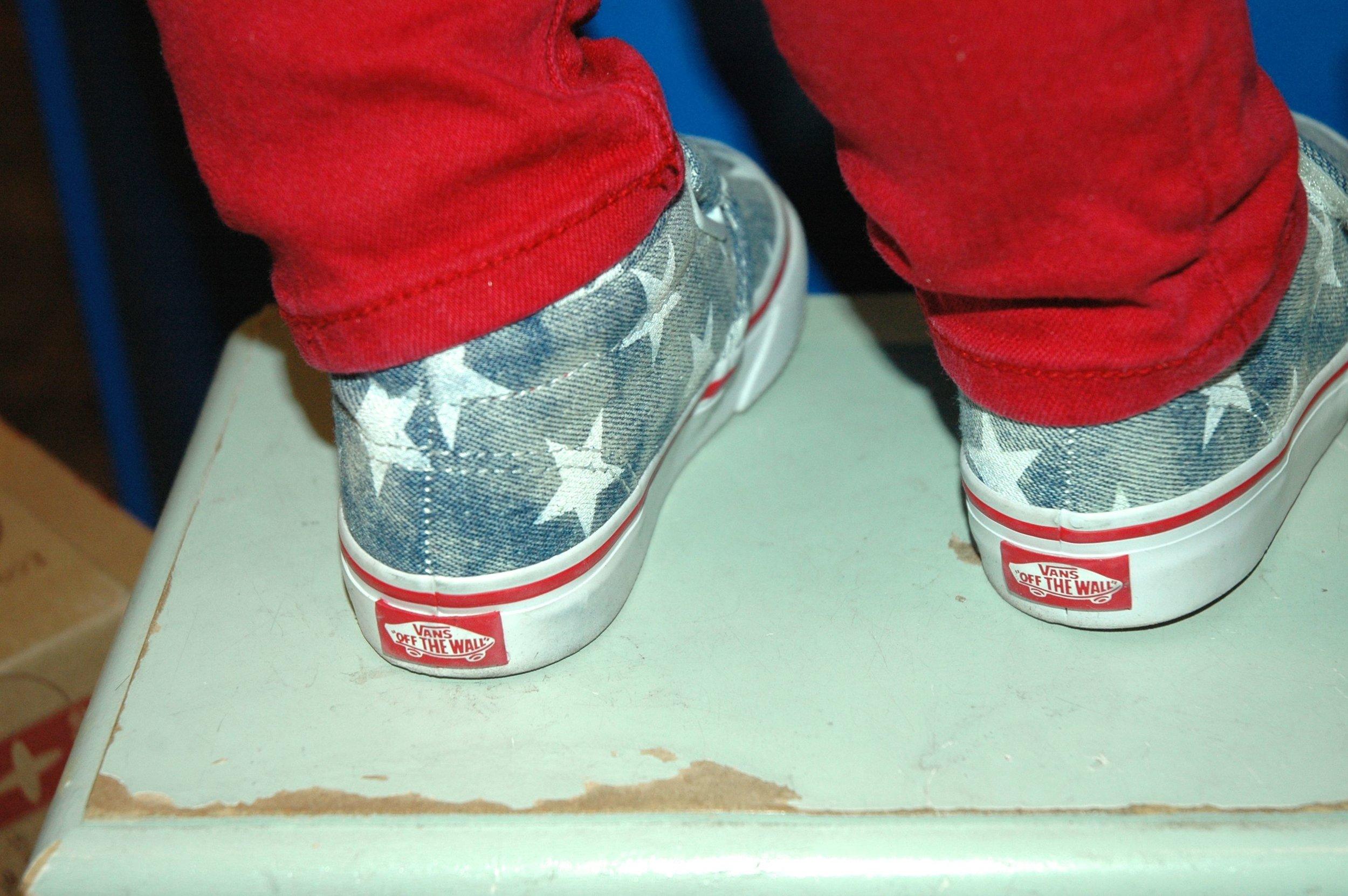 c shoes