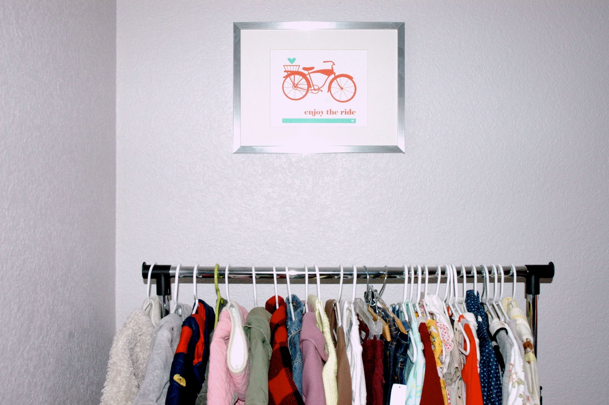 r clothing rack