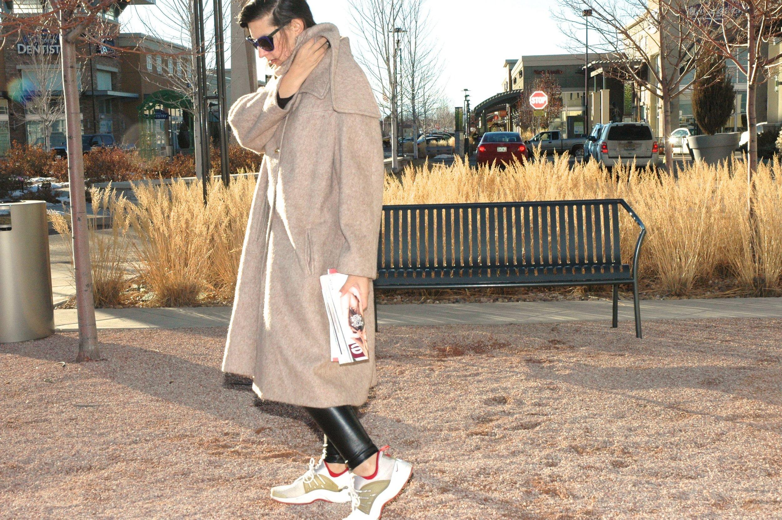 coat wrap
