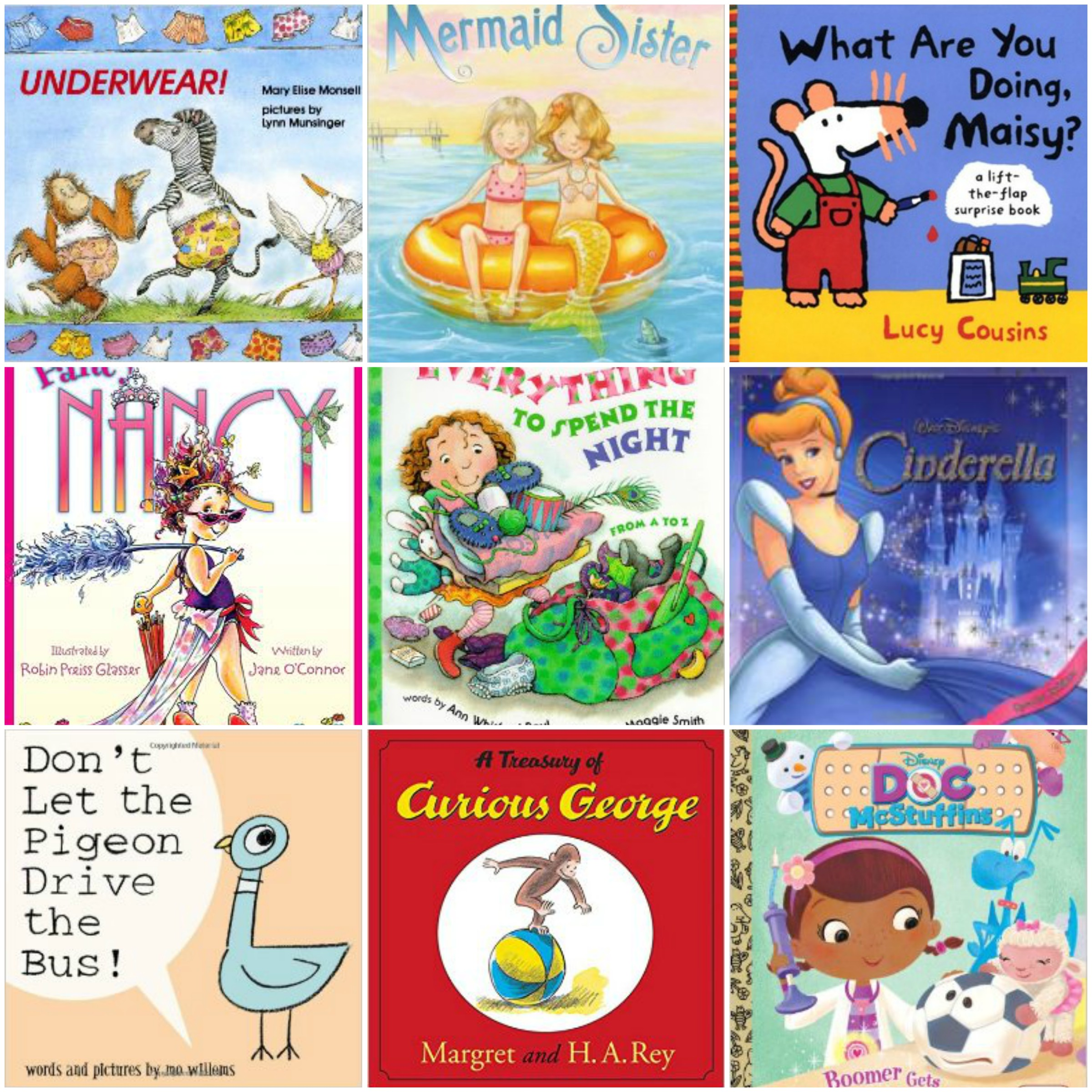 Baby Book Club suggestions 6