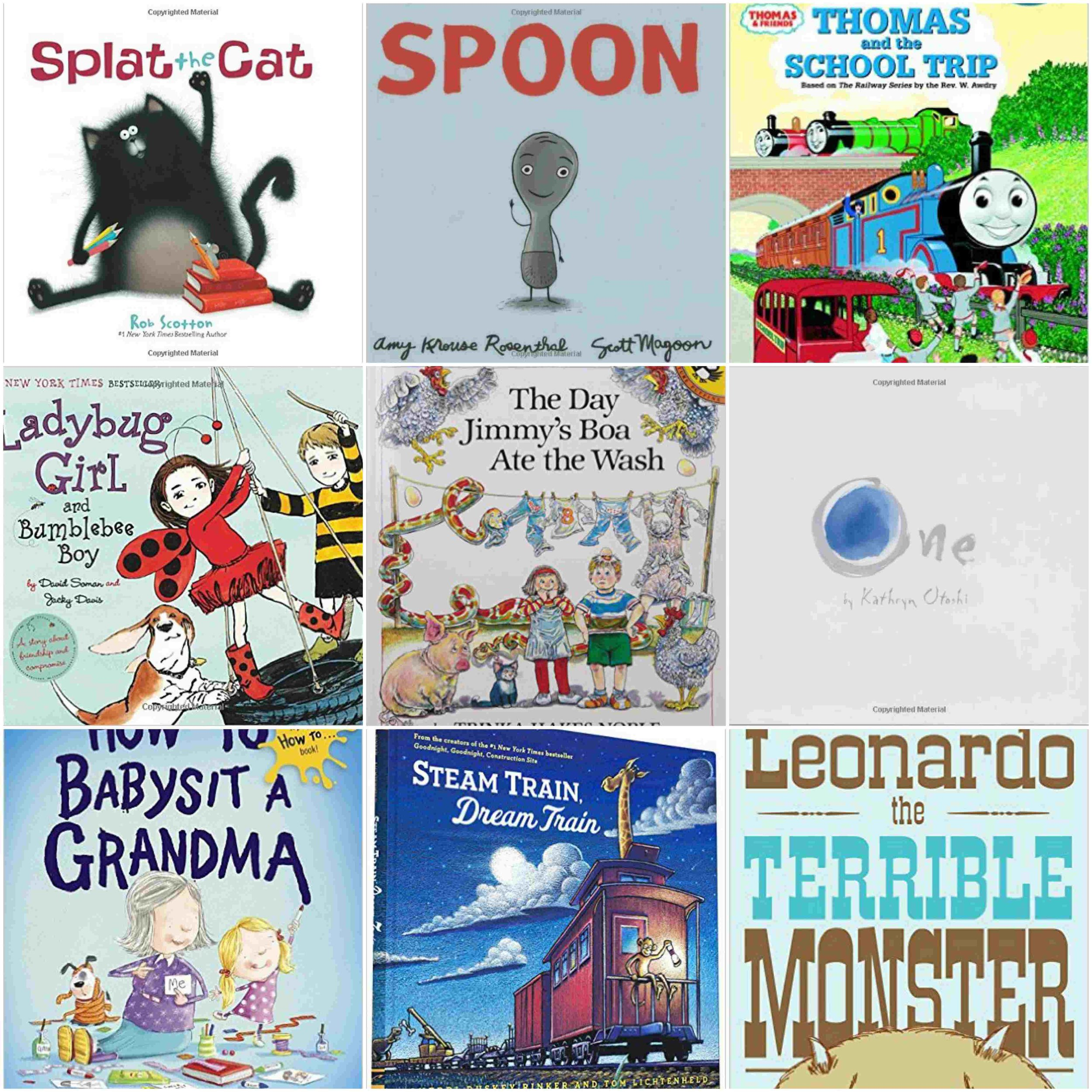 toddler book suggestions
