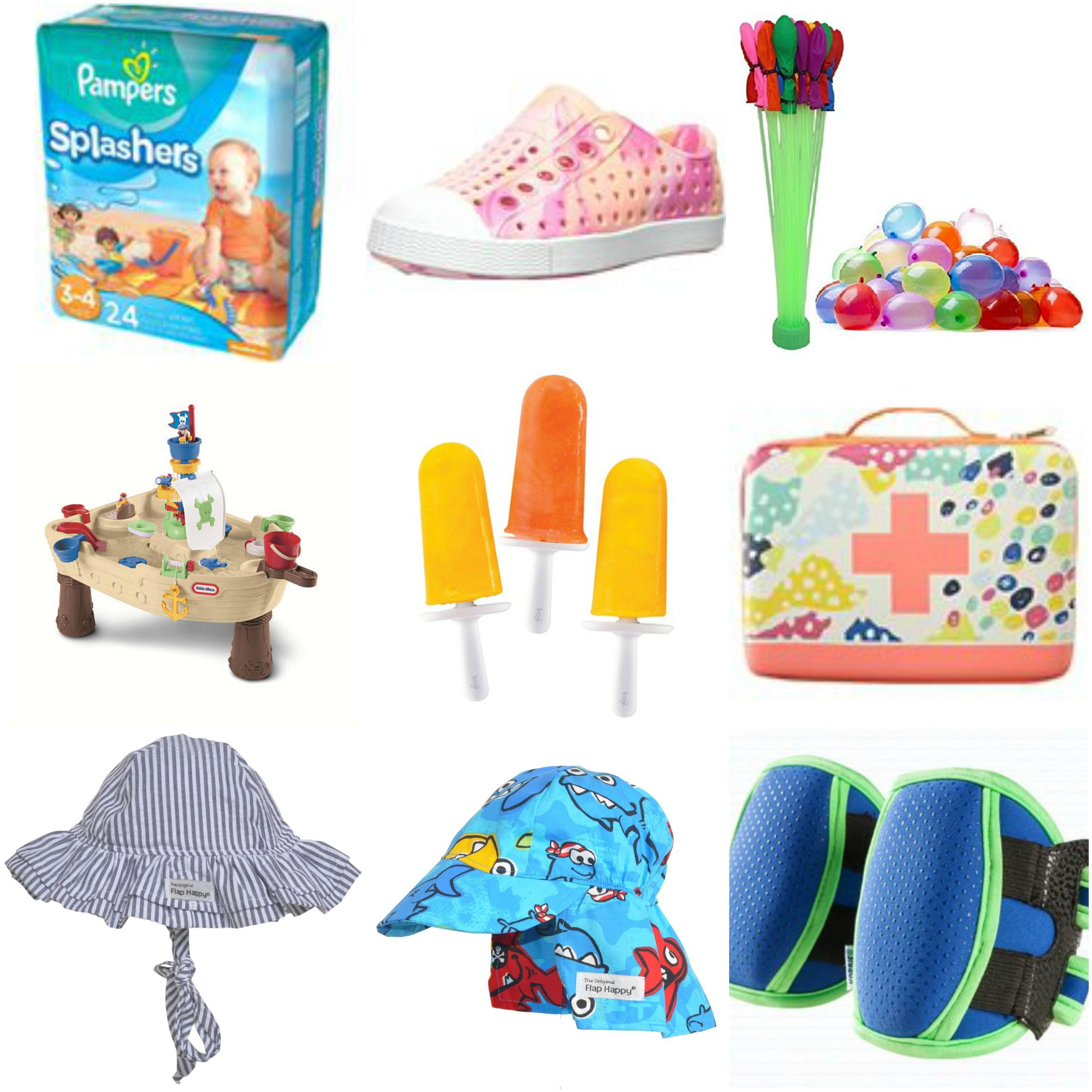 Best Summer Buys for Toddlers