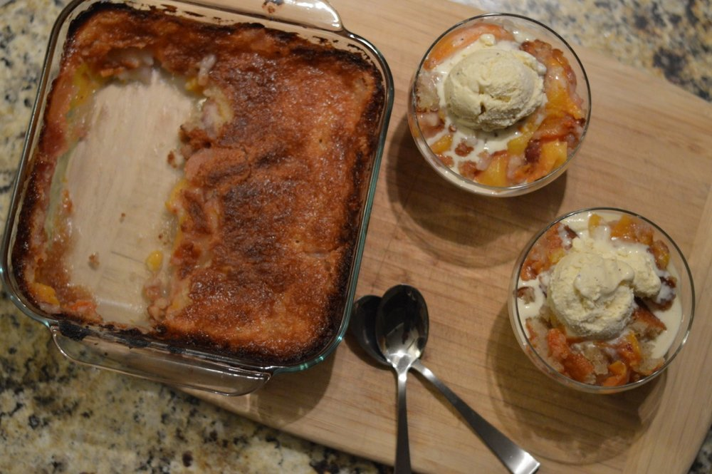 Peach Palisade Cobbler Bisquick Recipe Made with Girls July 2018 63.jpg