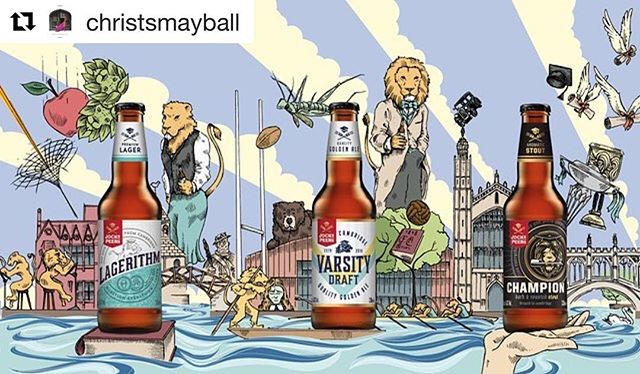 #Repost @christsmayball with @get_repost ・・・ Are you excited about may week, but have upgraded your taste in beer? Join us at the Christ's College May Ball for a night of fun and adventure sponsored by Jocks and Peers, Cambridge's very own beer that is taking the country by storm. Founded by three Cambridge alums, their delicious brews are inspired by the curious and carefree life of students. This craft beer is produced in small batches with a focus on quality ingredients and traditional brewing processes. Read about their story at www.jocksandpeers.com @jocksandpeers  #ANightsTale #ccmb18 #beer #christscollegemayball #drink #ball #christscollegecambridge #mayball #universityofcambridge #cambridge #indiebeer #craftbeer
