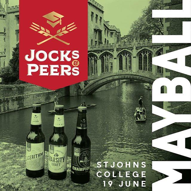 Go big or go home #stjohnsmayball , , , @stjohnsmayball @stjohns_college #beer #craftbeer #mayball #beerbeerbeer #beergeek #studentbeer #cambridgebornandbred #cambridgeuniversity