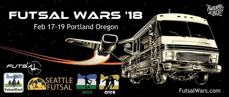 Futsal Wars Portland Oregon Youth Tournament OYFA OYFL