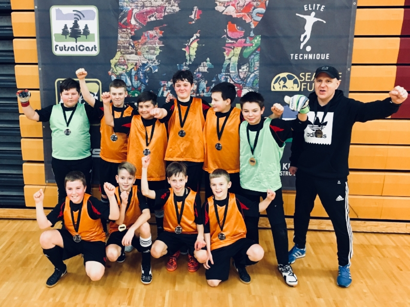 Vancouver Futsal Academy (2006 Boys Champion)